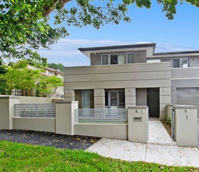 New House Bellevue Hill