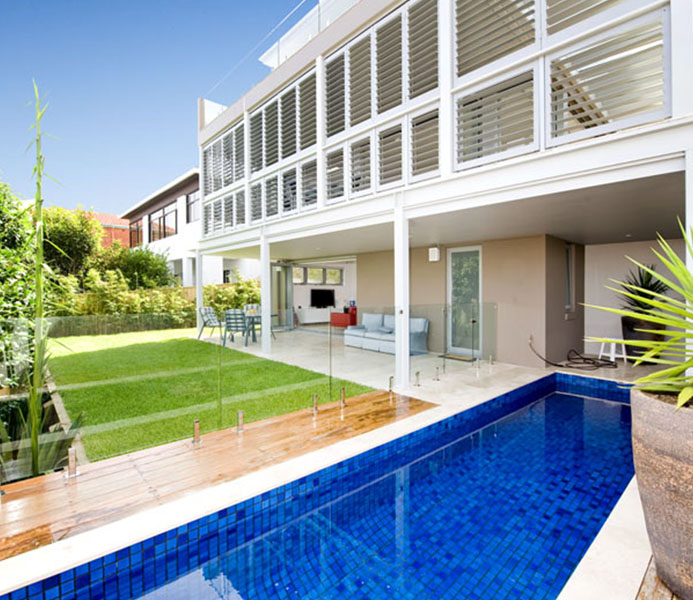 Building project home sydney