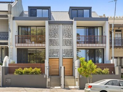 New Residential Duplex